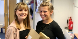 Hall Park Academy GCSE Results Day